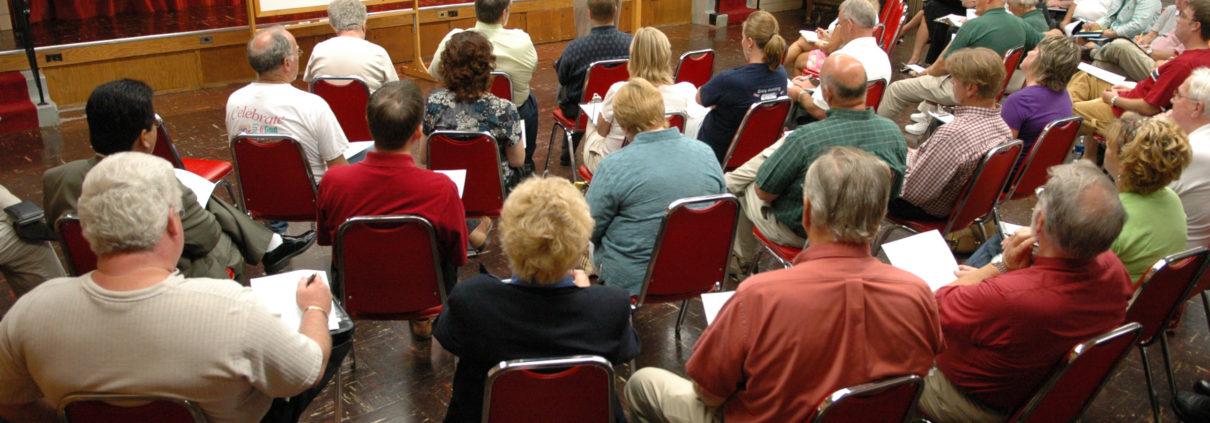 Organiseer vrijwilligers workshop, intervisiemiddag of thema avond
