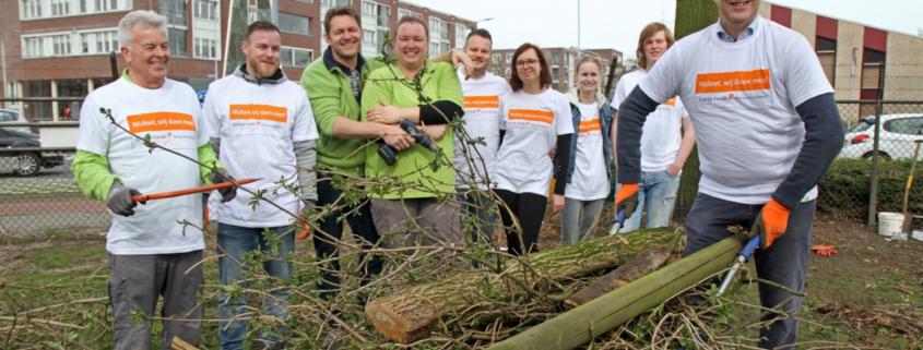 Pleidooi voor doordachter werknemers-vrijwilligerswerk
